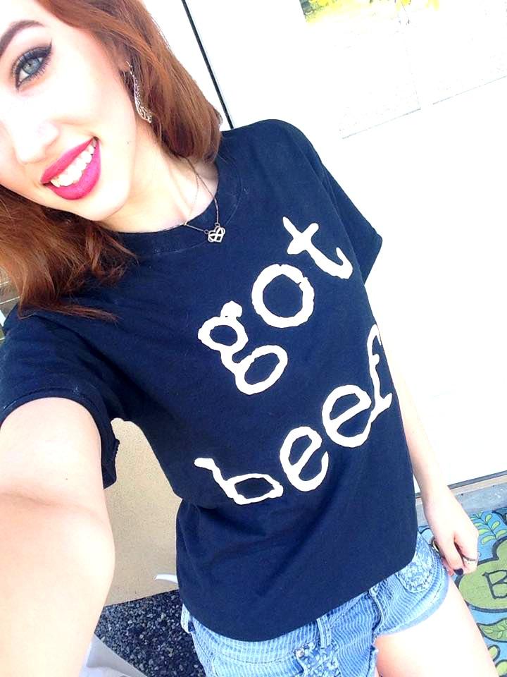 got beef tshirt
